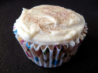 January new+031a Snickerdoodle Cupcakes with Brown Butter Icing and Cinnamon Sugar Sprinkles