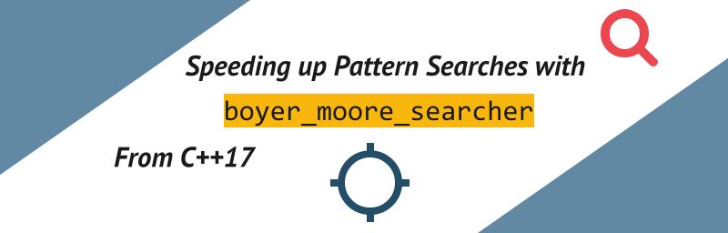 C++17 searchers
