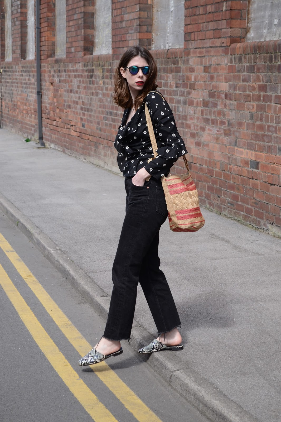Womens fashion blogger featuring a big trend of spring ss17 Ft Topshop, Boohoo, Asos, Relisation par