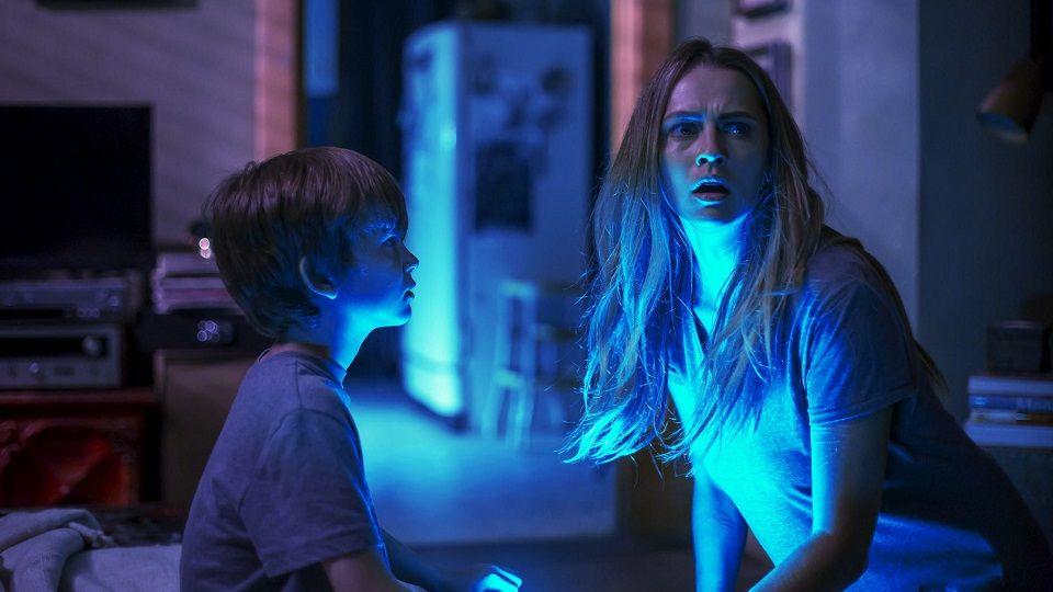 Дэвид Ф. Сандберг, И гаснет свет, Lights Out, ремейк, полнометражный фильм, короткометражка, ужасы, фильм ужасов, horror
