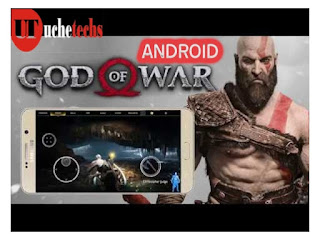 God Of War 4 Android Game