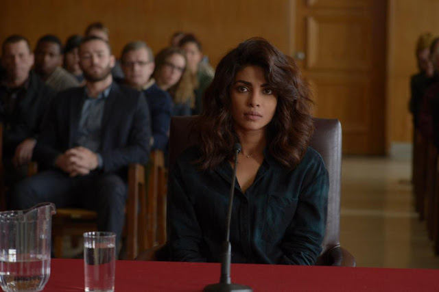 Quantico Episode 12 - Alex