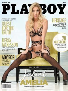 Playboy Africa – Septiembre 2018 PDF Digital