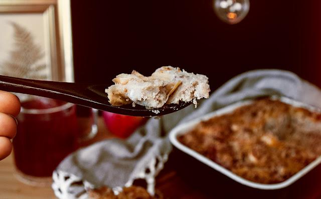 apple, cake, recipe, cinnamon, baking, kuchen, apfel, apfelkuchen, streusel, zimt, vegan, dairy, free, herbst, autumn, glutenfree, glutenfrei, yunaban, healthy, schweiz, swiss, thurgau, backen, öpfel, öpfelchueche, vegan schweiz