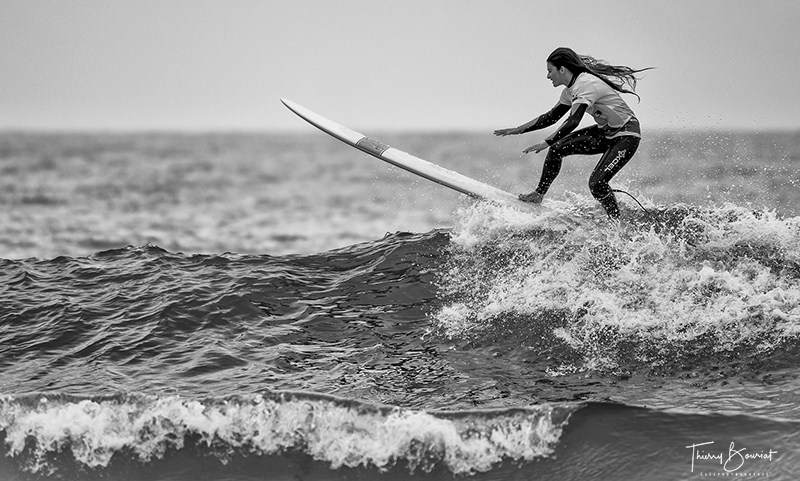 Coupe de France de Surf 100% Filles Sandy Brazeille