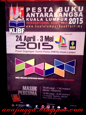 KL international book fair 2015