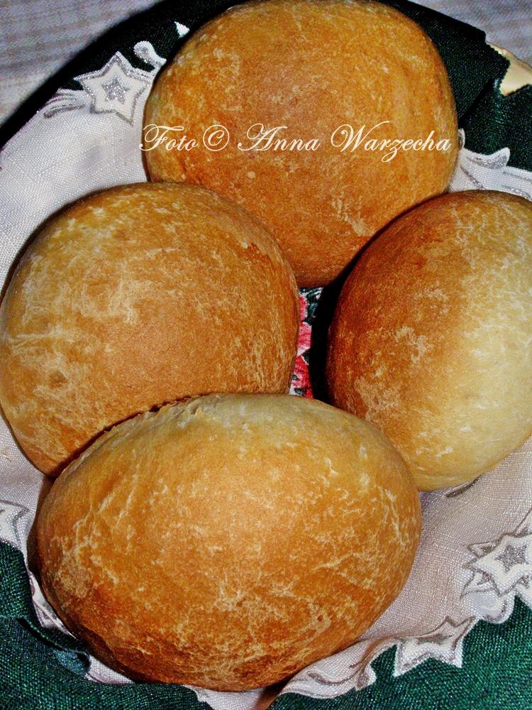 Bułeczki pszenno - kukurydziane