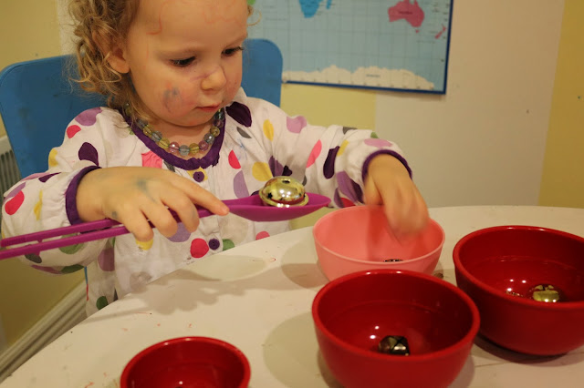 Christmas Toddler Activities