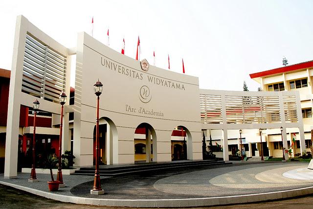 Ekstensi D3 Ke S1 Universitas Widyatama Tahun 2018