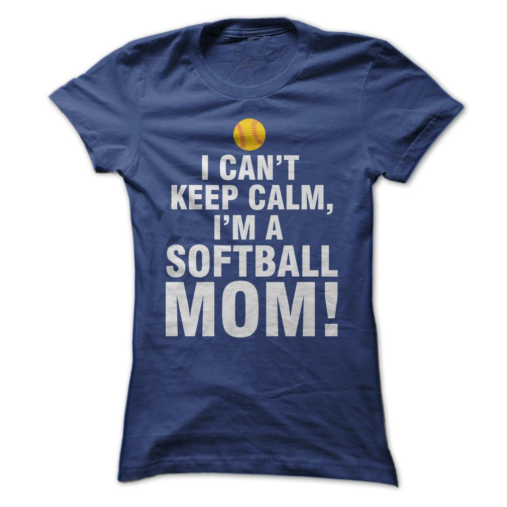 Softball Mom Tee Shirts