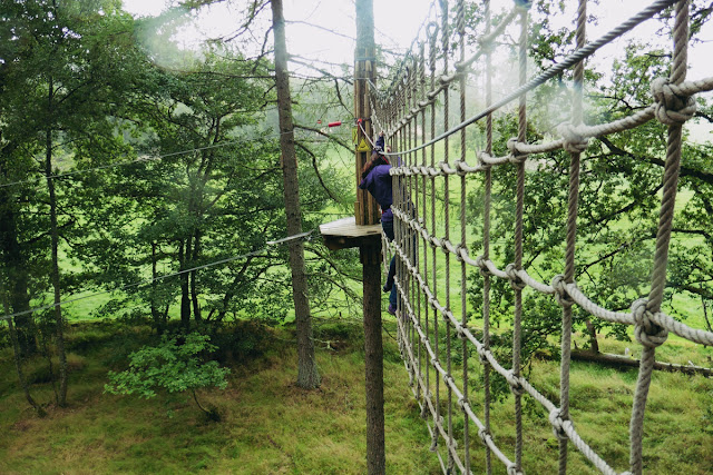 Go Ape Crathes Castle
