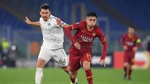 وولفسبيرجر يفرض التعادل الاجابي على فريق روما في الدوري الأوروبي