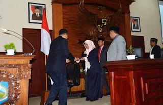 Gubernur Ajukan 6 Raperda Prakarsa  Saat Rapat Paripurna DPRD NTB