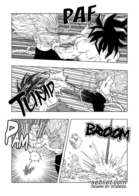 Dragon Ball ZP: Dragon Ball EX Apocalypto 10