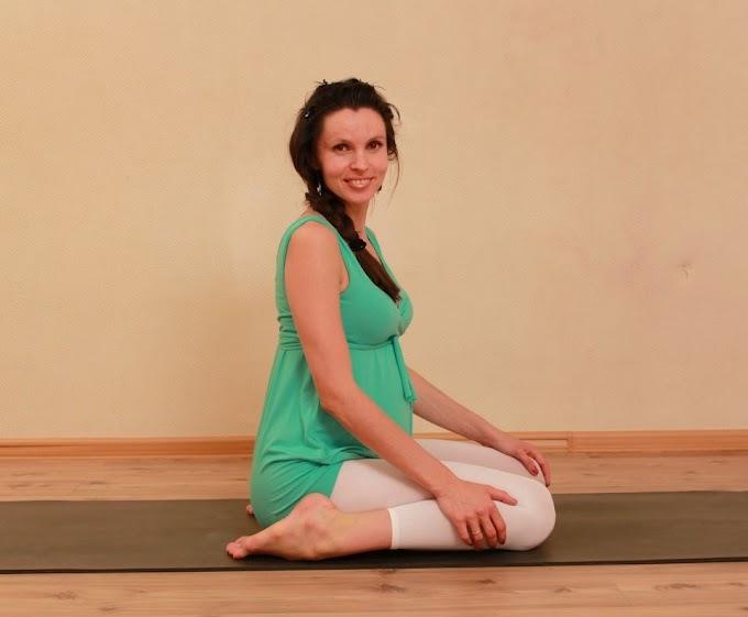Virasana: Hero Posture - B.K.S iyengar yoga Poses