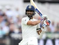Ajinkya Rahane 3rd Indian To Score 100 On English County Debut