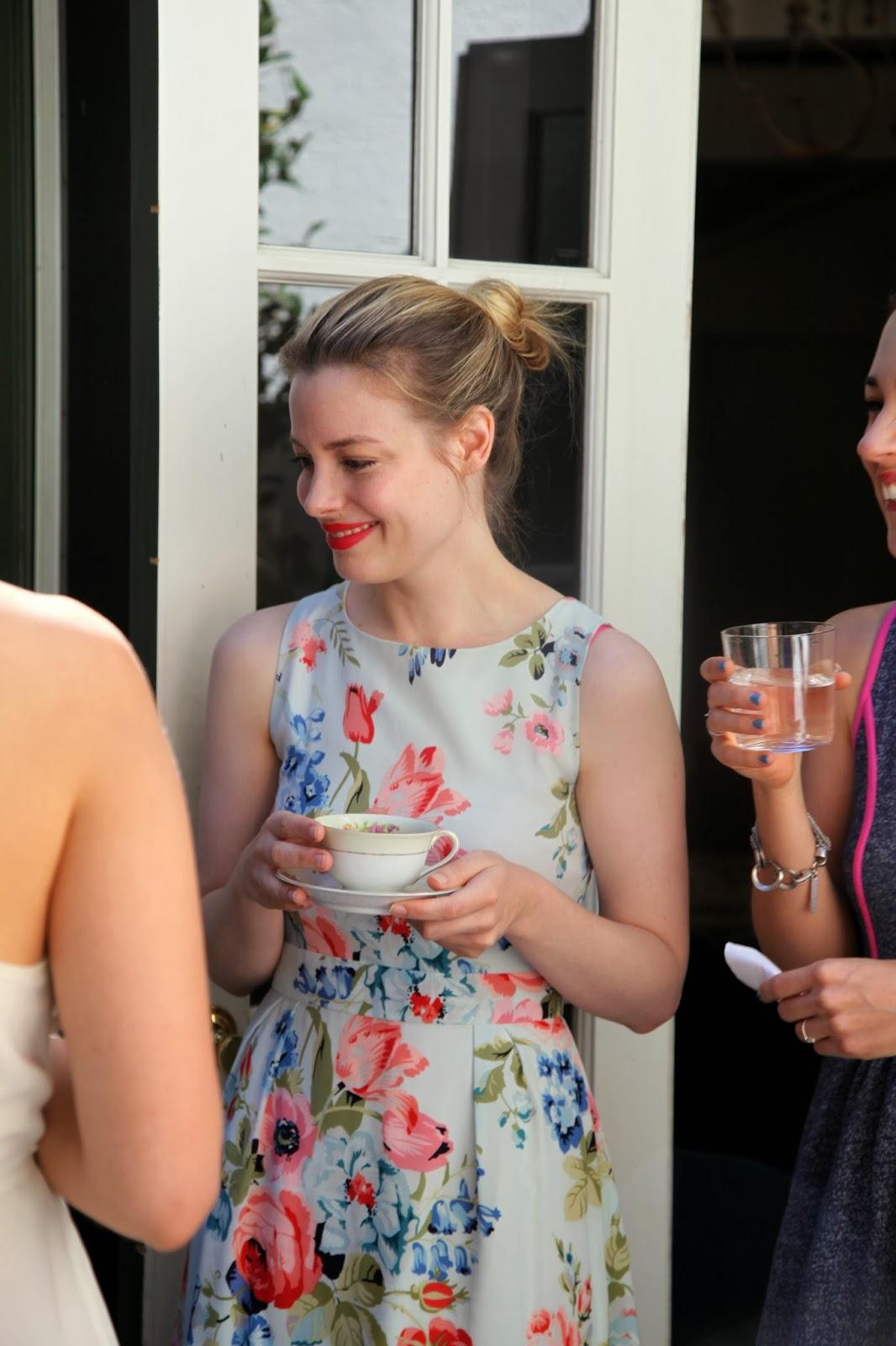 Une Fille French Teenage Fashion For Spring 2016: Après Fête: Une Belle Fete Pour Une Belle Fille
