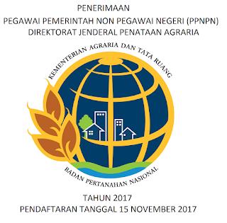 Penerimaan Pegawai Kementerian ATR/BPN