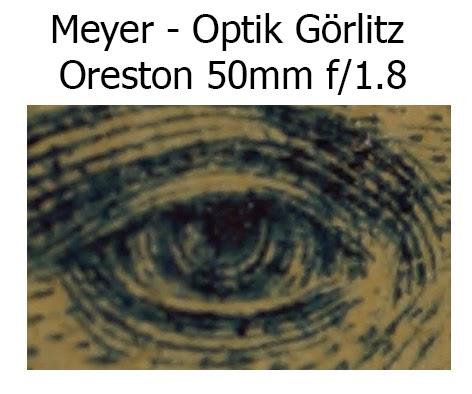 Meyer - Optik Görlitz Oreston 50mm f/1.8