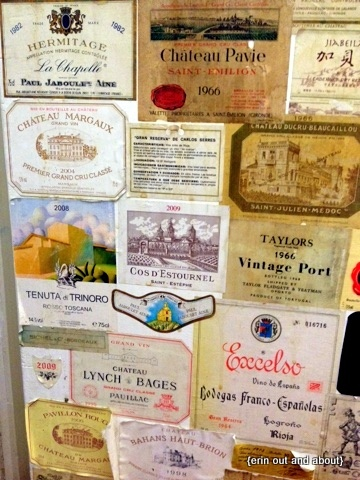 {ErinOutandAbout} Sampler labels