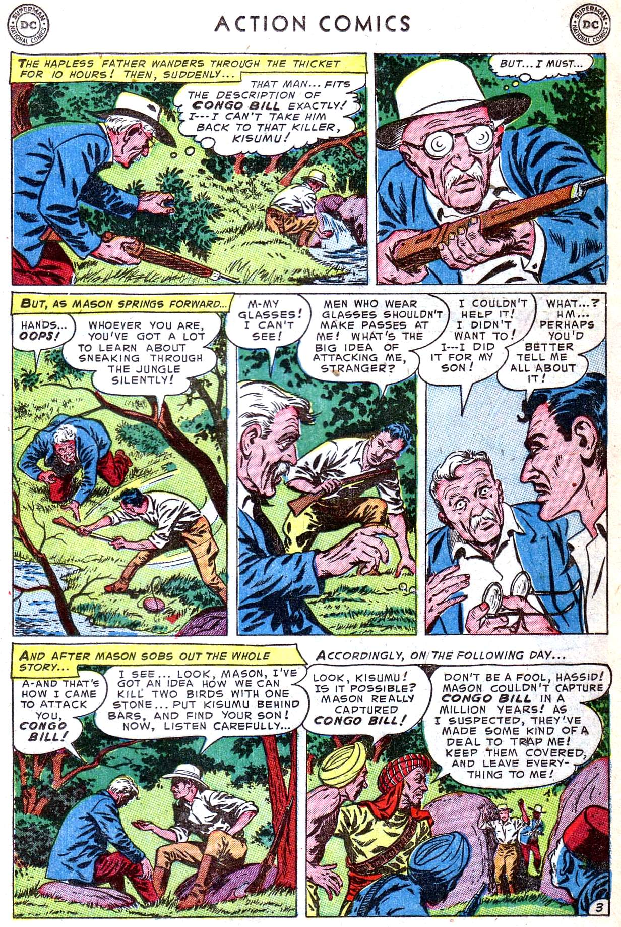 Action Comics (1938) 180 Page 18