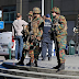 'Terror attack' in Brussels as two cops are stabbed and train station evacuated over bomb scare