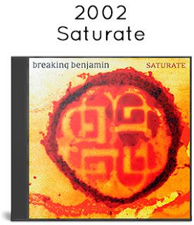 2002 - Saturate
