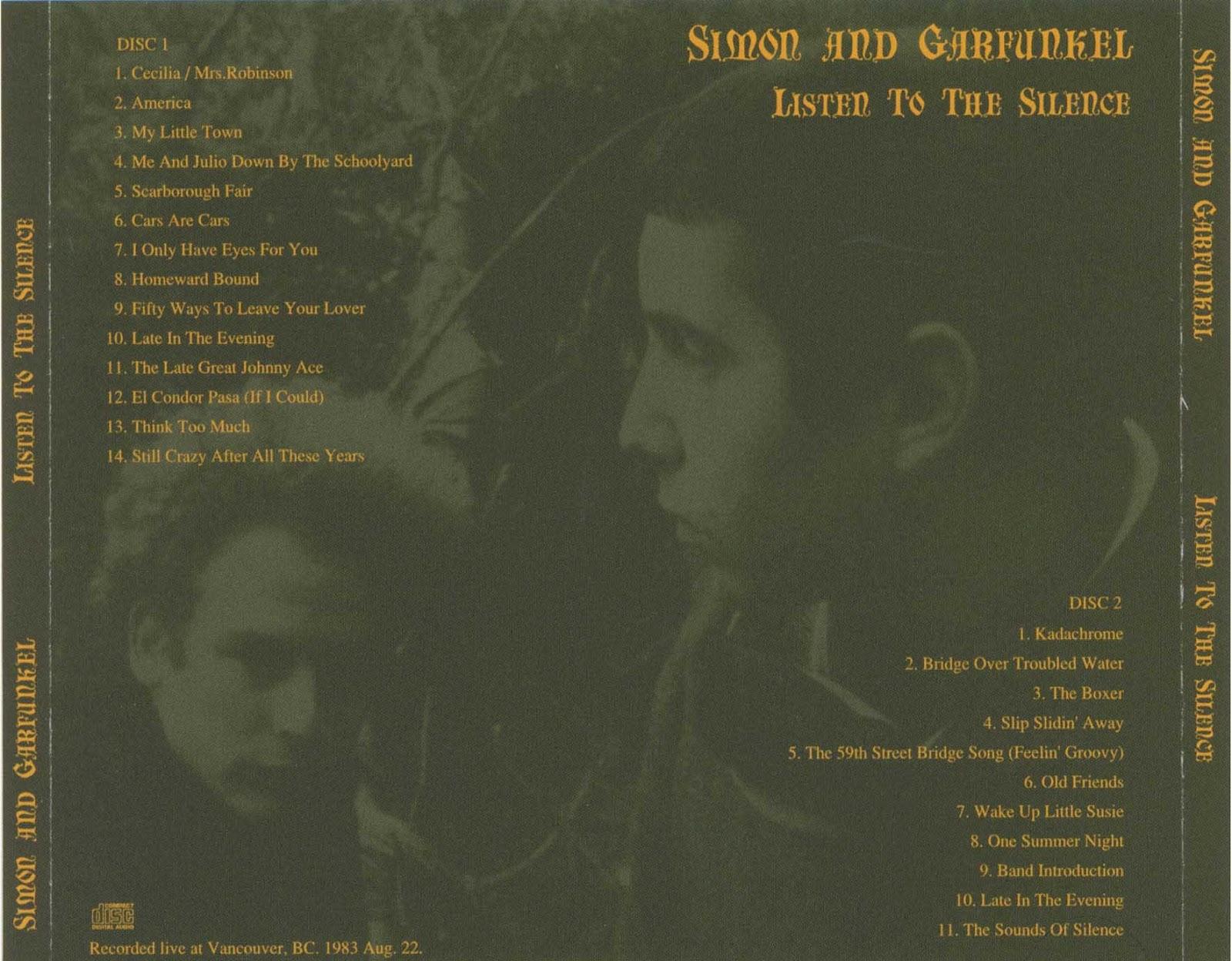 simon garfunkel sounds of silence