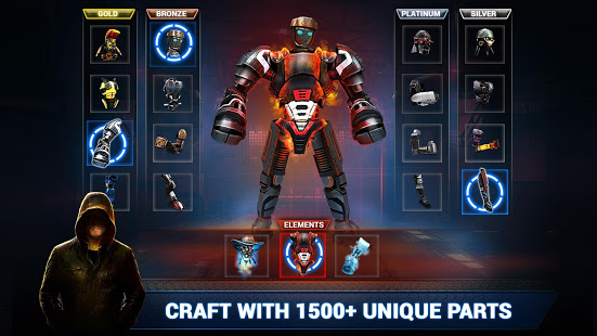 Real Steel Boxing Champions Mod Apk Download
