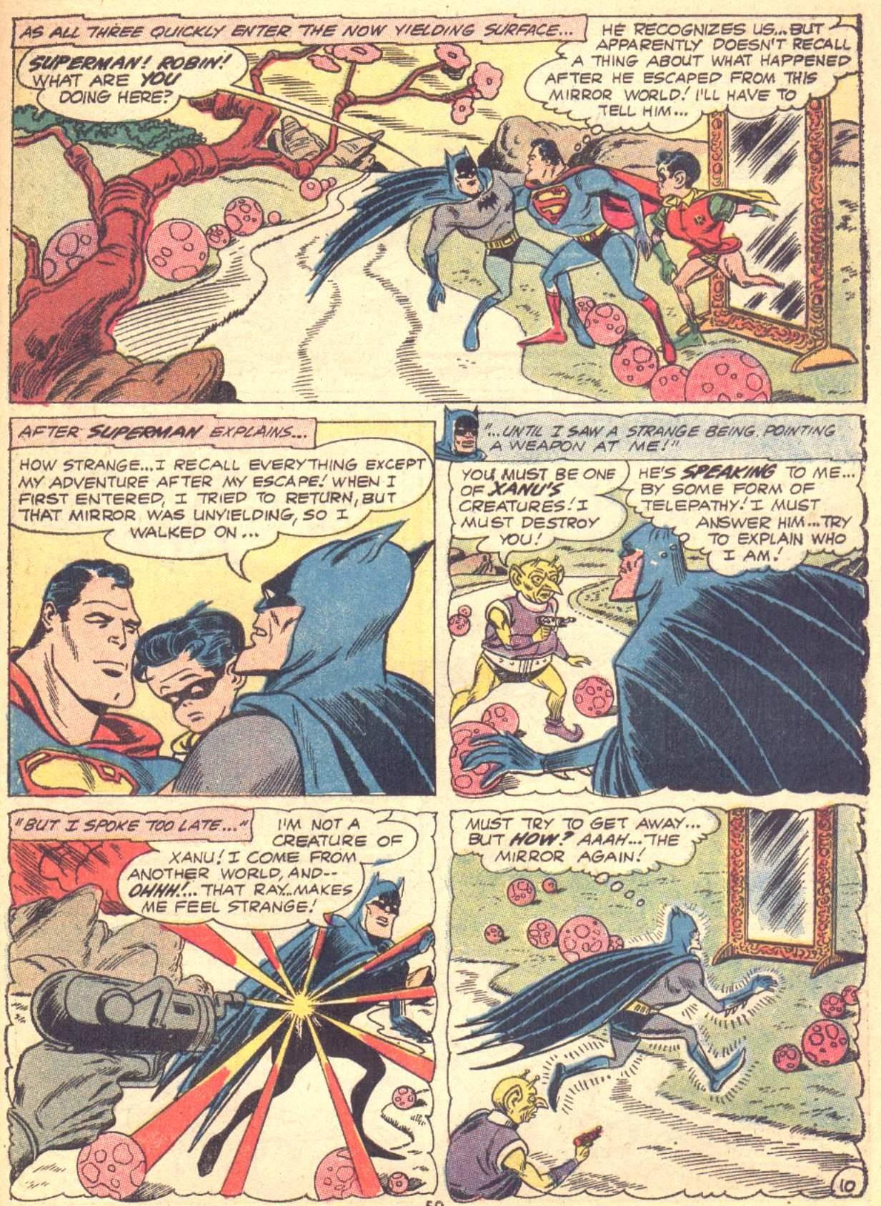 Read online World's Finest Comics comic -  Issue #206 - 53