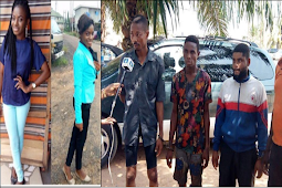 """We Plucked Out One Of Her Eyes And Removed Her Br*ast While She Was Still Alive"""" – Yahoo Plus Ritualists Makes Horrific Confession On How They Killed DELSU Student, Zino"""