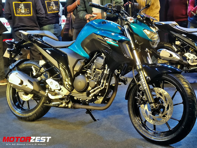 10 Points You Should Know About Yamaha FZ25.