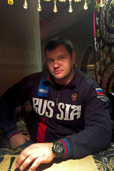 Alexey Lovchev