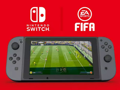 Nintendo Switch FIFA 18  Allows  You Kick Off Anywhere, Anytime, amazon, google search, bestbuy, technology, technews, tech,