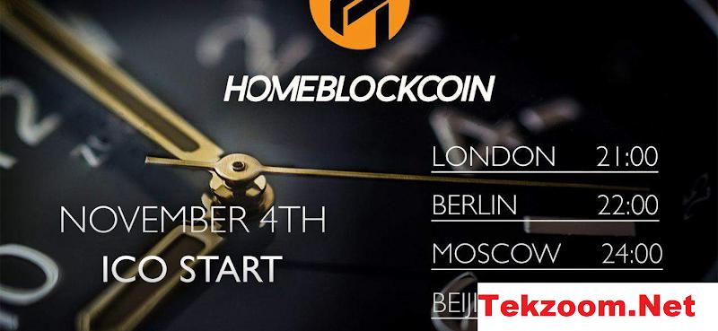 [SCAM] ICO HomeBlockcoin [HBC] - Lending lên đến 48% hằng tháng - ICO hot tháng 11/2017