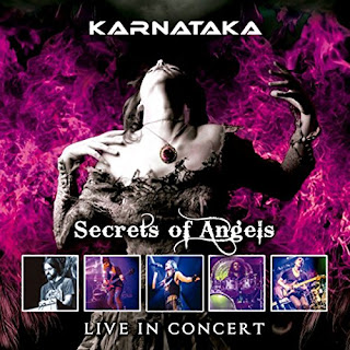 Karnataka Secrets Of Angels Live In Concert