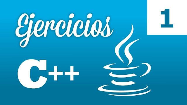 Ejercicios de JAVA y C++ (Código Facilito)