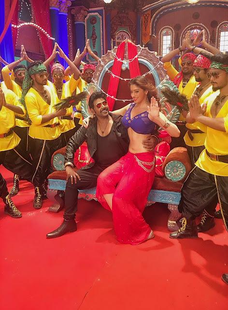 Actress Lakshmi Rai Stills from Motta siva ketta siva