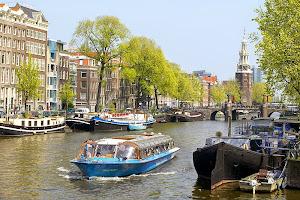 Canal kota Amsterdam