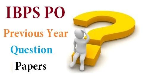 Ibps Model Question Paper Pdf