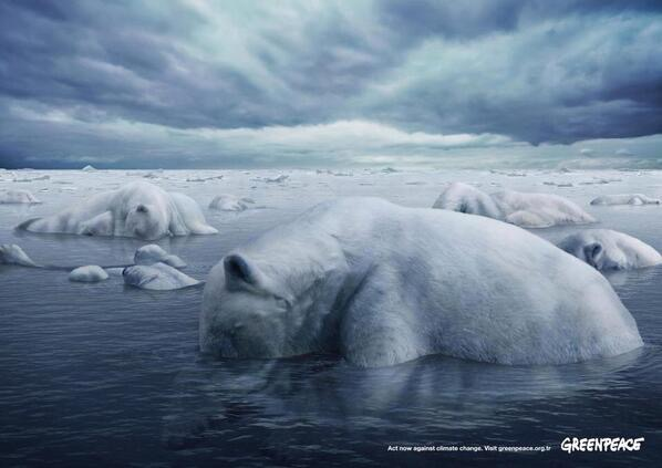 Green Pear Diaries, publicidad, advertising, Greenpeace