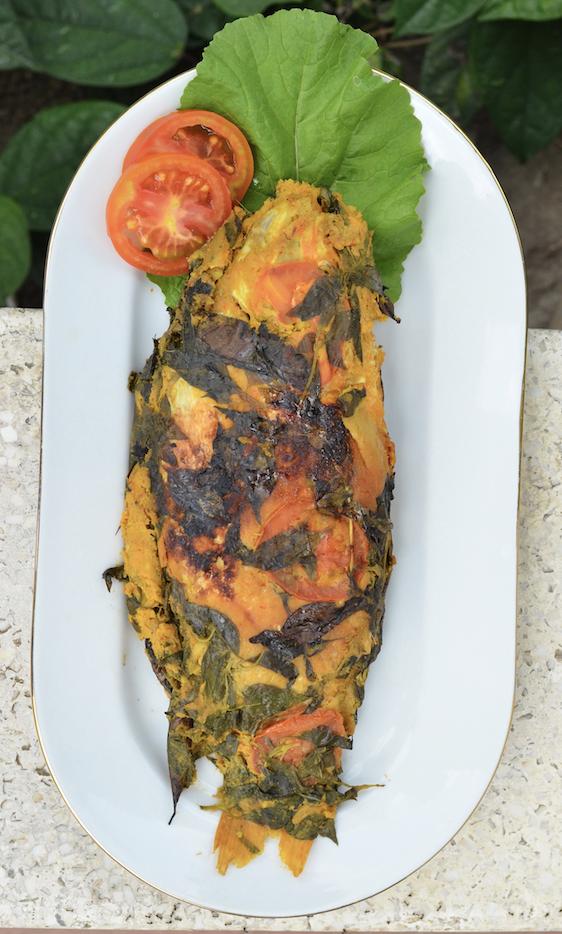Cara Bikin Pepes Ikan Mas : bikin, pepes, Indonesian, Medan, Food:, Pepes, Tempoyak, (Pepes, Dengan, Fermentasi, Durian)