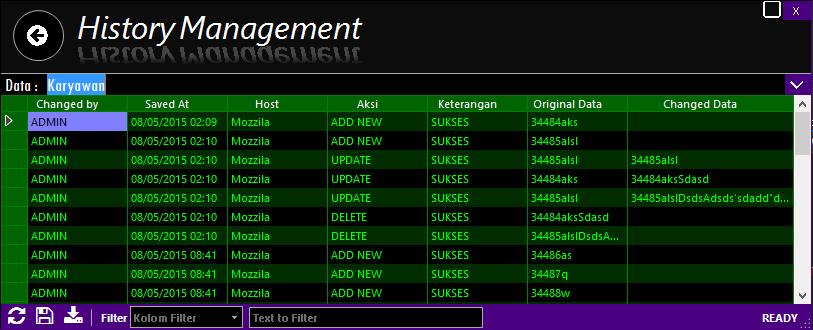 Indonesia Software: Parkir Management