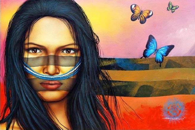 Victor Crisostomo. Современный южноамериканский художник 17