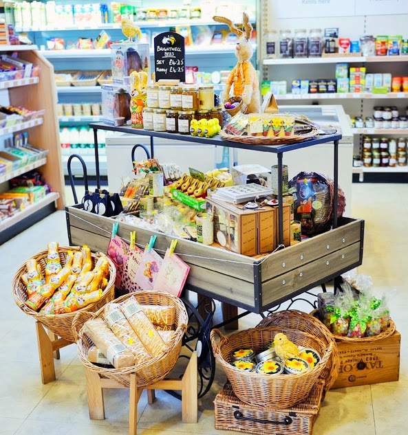 Brightwell Village Stores: Mother's Day & Easter