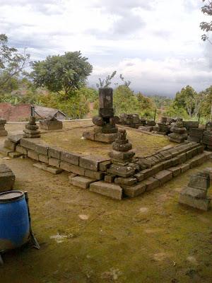 Wisata Boyolali - Candi Sari
