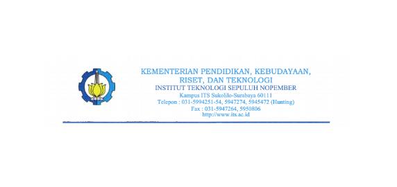 Lowongan Kerja Non PNS Institut Teknologi Sepuluh Nopember (ITS) Juli 2021