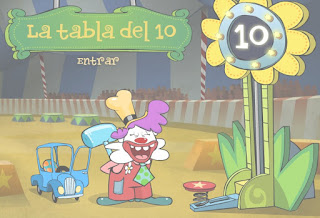 LA TABLA DEL 10