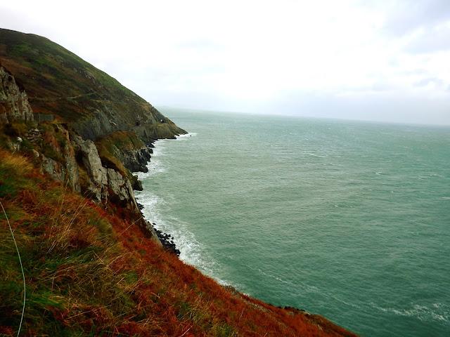 De Bray a Greystones, una ruta por los acantilados de Irlanda