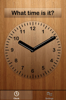 What Time is it app
